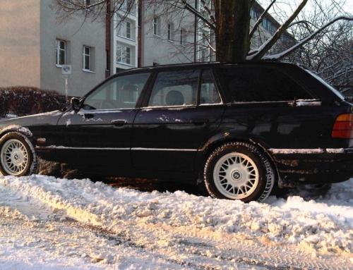 Ist Ihr Fahrzeug schon fit für den Winter?