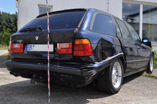 BMW E34 Schaden 3