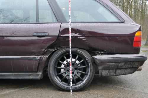 BMW E34 Schaden