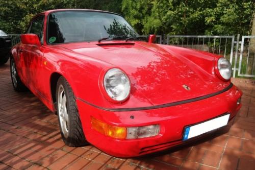 Porsche 911 Carrera 4 964
