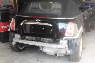 Heck Mini Cabriolet 116
