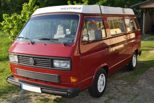 VW T3 Multivan Westfalia